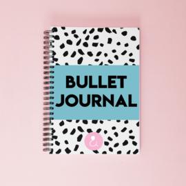 Bullet Journal - lichtblauw