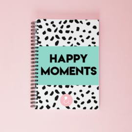 Happy Moments -invulboek  mint