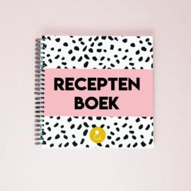 Receptenboek - roze