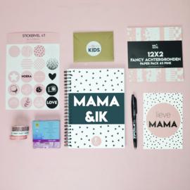 Cadeauset Mama&ik - stel zelf je moederdag cadeau samen