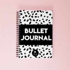 Bullet Journal - monochrome