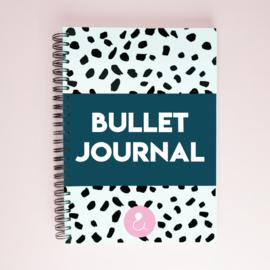 Bullet Journal - licht beschadigd