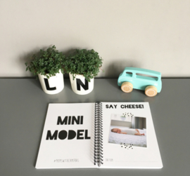 Happy Moments -invulboek  mint
