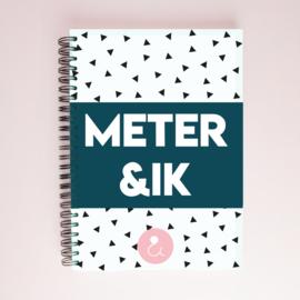 Meter&ik | invulboek voor de meter van je kind