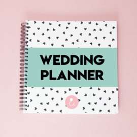 Wedding Planner - mint