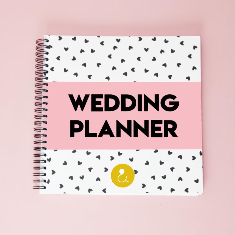 Wedding Planner - roze