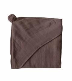 Hooded Organic towels Play at Slaep | DAWN
