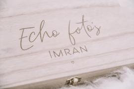 HOUTEN KISTJE | ECHO FOTO'S