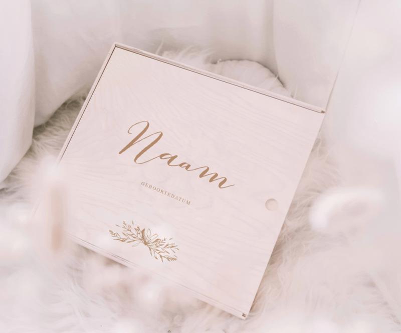 MEMORYBOX | STEL JE EIGEN BOX SAMEN