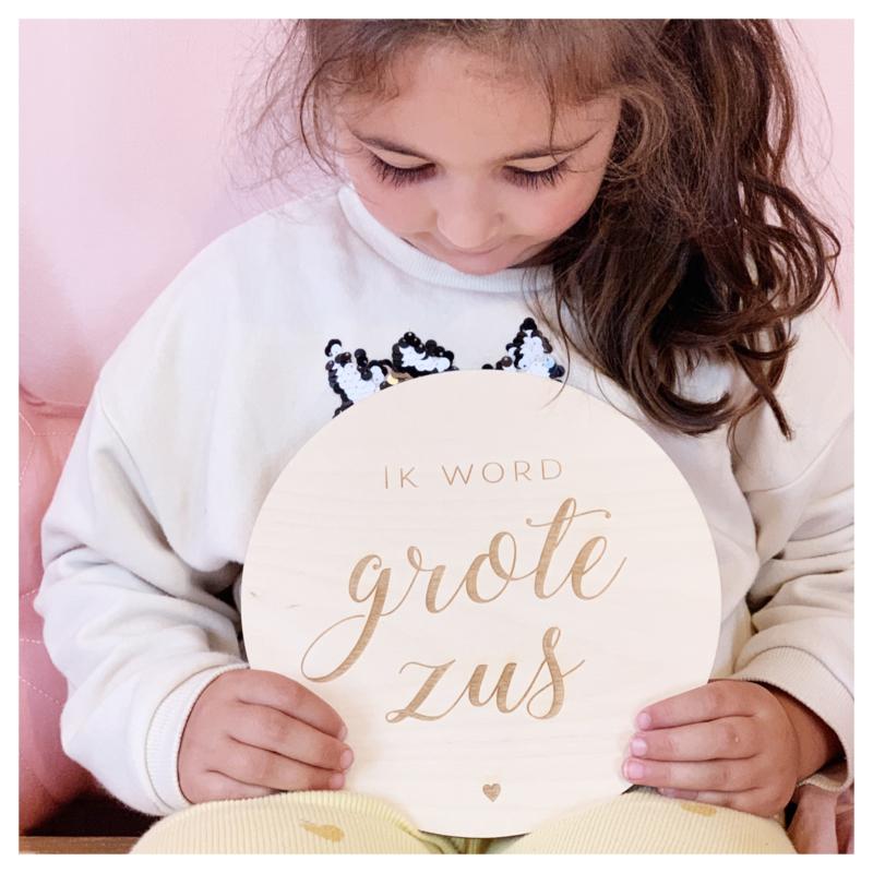 HOUTEN BORD | GROTE ZUS