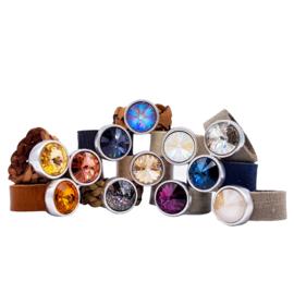 Leren ring XL