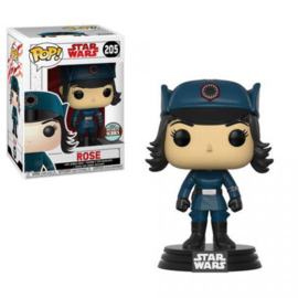 Star Wars Pop! Vinyl: Rose Limited Edition Exclusive (NEW)