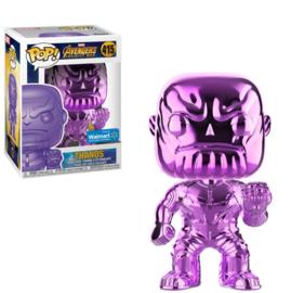 Avengers Infinity War Pop! Vinyl: Purple Chrome Thanos  (NEW)