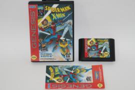 Spider-Man  X-Men (Genesis)