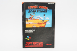 Looney Tunes Road Runner Manual Only (FAH)