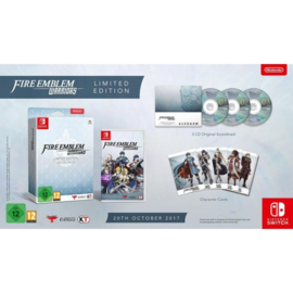 Fire Emblem Warriors Limited Edition (Sealed)