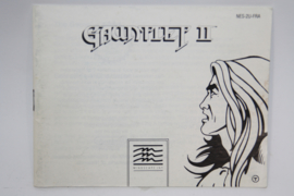 Gauntlet II Manual (FRA)
