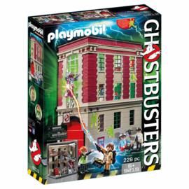 Playmobil Ghostbusters™ Brandweerkazerne - 9219 (NEW)