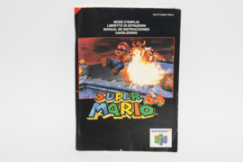 Super Mario 64 Manual (NEU4)