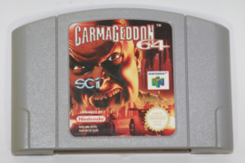 Carmageddon 64 (EUR)(Slightly Discolored)