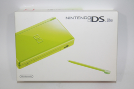 Nintendo DS Lite Lime Green (incl Adapter)