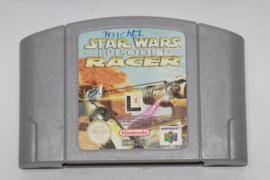 Star Waars Episode 1 Racer (EUR) (Written On Sticker)
