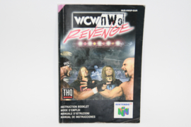 WCW NWO Revenge *Manual (EUR)