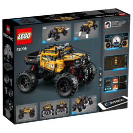LEGO Technic: RC X-treme Off-Roader Truck  - 42099 (NEW)
