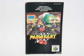 Mario Kart 64  Manual (NEU4)