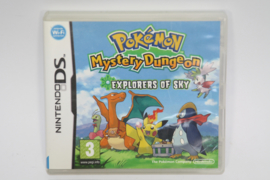 Pokemon Mystery Dungeon Explorers Of Sky ( Box Only)