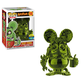Rat Fink Pop Vilyl! Rat Fink Toy Tokyo SDCC 2019 Limited Edition (NEW)