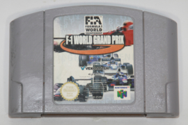 F-1 World Grand Prix (EUR)(Cart Painted)