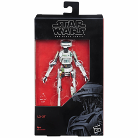 Star Wars Black Series L3-37 ( NEW )