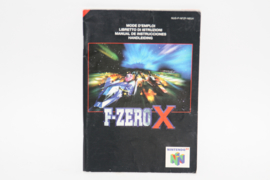 F-ZERO Manual (NEU4)