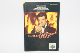 Goldeneye 007  Manual (NGAE)