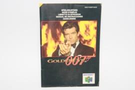 Goldeneye 007 ( Manual Only )