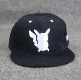 Pokemon Pikachu Cap Black