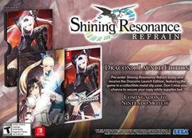 Shining Resonance Refrain Draconic Launch Edition (Sealed)