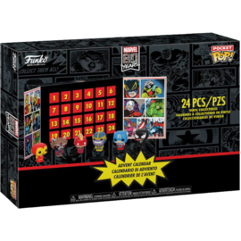 Funko Marvel Advent Kalender 24 mini-figuren (NEW)
