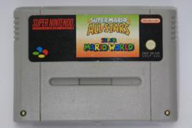 Super Mario All Stars / Super Mario World (EUR)