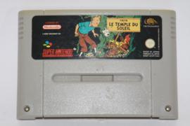 Tin Tin Le Temple Du soleil (FAH) ( Discolored)