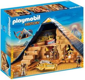 Playmobil History: Piramide Van De Farao (5386) (NEW)