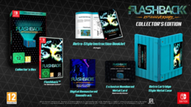 Flashback 25th Anniversary Collector's Edition (Sealed)
