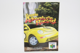 Beetle Adventure Racing *Manual (EUR)
