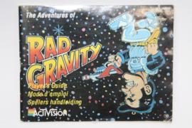 Rad Gravity Manual (FRA)