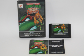 Turtles Tournement Fighters