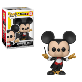 Disney Mickey's 90th Funko Pop Vinyl! Conductor Mickey (NEW)