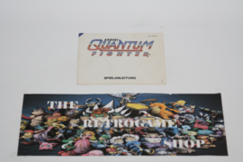 Quantum Fighter ( Manual Only )