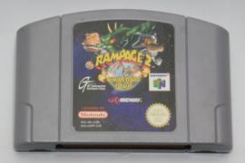 Rampage 2 : Universal Tour (EUR)