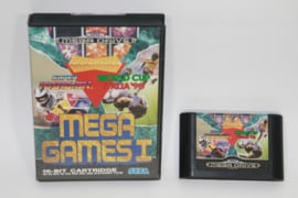 Mega Games 1 ( No Manual )